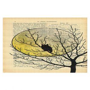 Decorative Floor Coverings   Madame Memento - Owl Moon