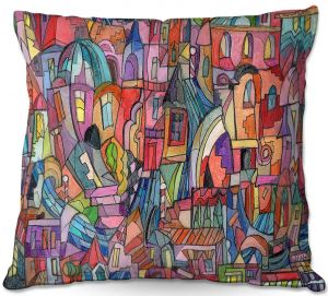 Throw Pillows Decorative Artistic | Maeve Wright - Almost Venitian