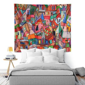 Artistic Wall Tapestry | Maeve Wright - District
