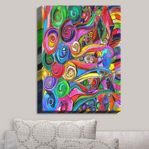 Decorative Canvas Wall Art | Maeve Wright - Rainbow Fragment