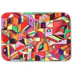 Decorative Bathroom Mats | Maeve Wright - The Ice Cream Colored Citidel