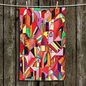 Unique Bathroom Towels | Maeve Wright - The Ice Cream Colored Citidel