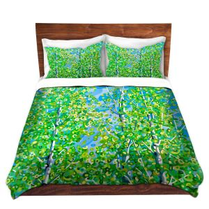 Artistic Duvet Covers and Shams Bedding | Mandy Budan - Among Friends