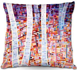 Decorative Outdoor Patio Pillow Cushion   Mandy Budan - Incandescence