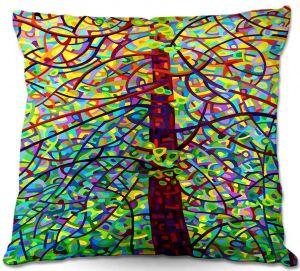Throw Pillows Decorative Artistic | Mandy Budan's Kaleidoscope