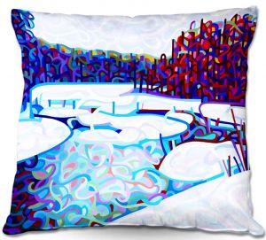 Decorative Outdoor Patio Pillow Cushion   Mandy Budan - Thaw