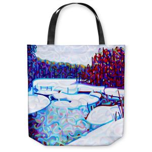 Unique Shoulder Bag Tote Bags | Mandy Budan Thaw