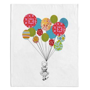 Artistic Sherpa Pile Blankets | Marci Cheary Balloons