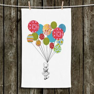 Unique Hanging Tea Towels | Marci Cheary - Balloons | Children Balloons