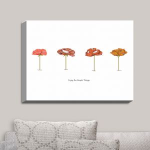 Decorative Canvas Wall Art | Marci Cheary - Enjoy the Simple Things