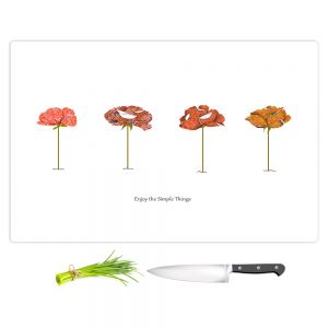 Artistic Kitchen Bar Cutting Boards | Marci Cheary - Enjoy the Simple Things