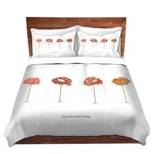 Artistic Duvet Covers and Shams Bedding | Marci Cheary - Enjoy the Simple Things