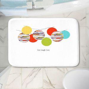 Decorative Bathroom Mats | Marci Cheary - Lanterns