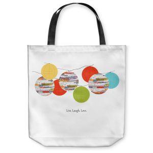 Unique Shoulder Bag Tote Bags | Marci Cheary Lanterns