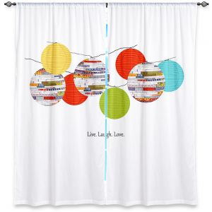 Decorative Window Treatments | Marci Cheary Lanterns