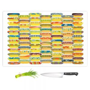 Artistic Kitchen Bar Cutting Boards | Marci Cheary - Ovals