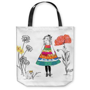 Unique Shoulder Bag Tote Bags | Marci Cheary Princess
