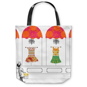 Unique Shoulder Bag Tote Bags   Marci Cheary Window Shopping