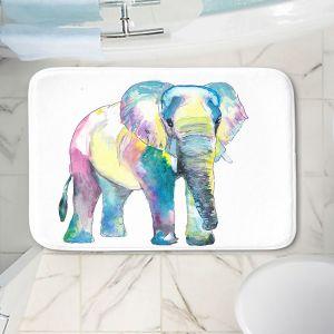 Decorative Bathroom Mats | Markus Bleichner - Big Elephant | Animals Elephant