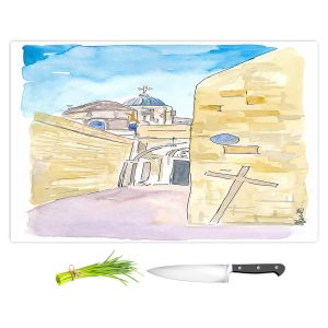 Artistic Kitchen Bar Cutting Boards   Markus Bleichner - Church Holy Sepulchre   Cities Buildings Religion