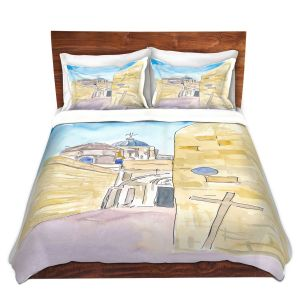 Artistic Duvet Covers and Shams Bedding   Markus Bleichner - Church Holy Sepulchre   Cities Buildings Religion