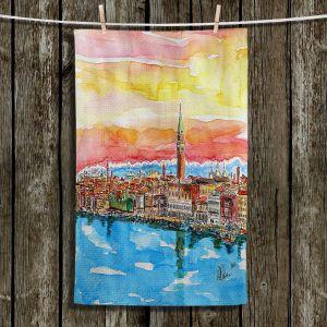 Unique Bathroom Towels | Markus Bleichner - Fabulous Venice Italy Alps ll