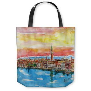 Unique Shoulder Bag Tote Bags |Markus Bleichner - Fabulous Venice Italy Alps ll