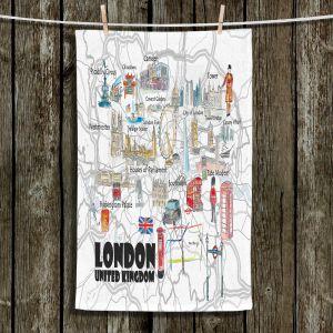Unique Bathroom Towels   Markus Bleichner - London UK Tourist 2   Countries Cities Travel