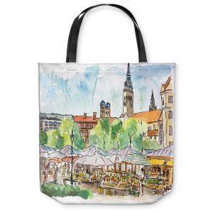 Unique Shoulder Bag Tote Bags   Markus Bleichner - Munich