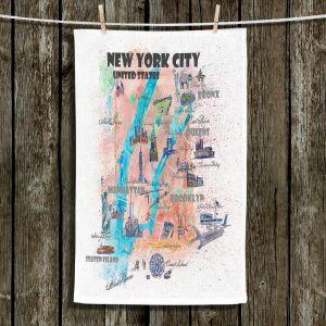 Unique Bathroom Towels | Markus Bleichner - New York Tourist 4 | Cities Travel