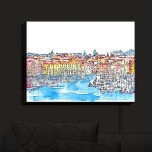 Nightlight Sconce Canvas Light | Markus Bleichner - Palermo Italy
