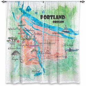 Decorative Window Treatments | Markus Bleichner - Portland Oregon Map | Cities Maps Travel