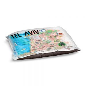 Decorative Dog Pet Beds   Markus Bleichner - Tel Aviv Israel Tourist 2   Cities Maps Travel
