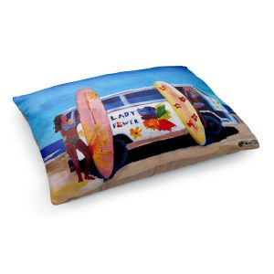 Decorative Dog Pet Beds | Markus Bleichner The Lady Power VW Bus