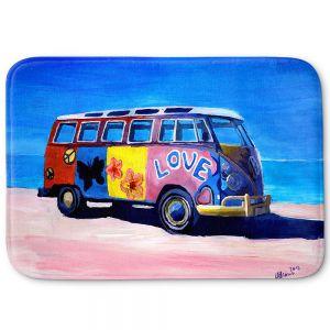 Decorative Bathroom Mats | Markus Bleichner - The Love VW Bus