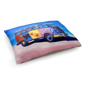Decorative Dog Pet Beds | Markus Bleichner The Love VW Bus