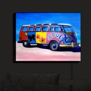 Nightlight Sconce Canvas Light | Markus Bleichner - The Love VW Bus