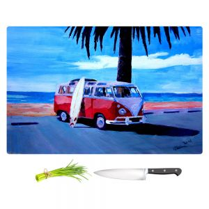 Artistic Kitchen Bar Cutting Boards | Markus Bleichner - The Red Bus