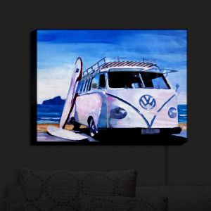 Nightlight Sconce Canvas Light | Markus Bleichner - The White VW Bus