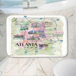 Decorative Bathroom Mats | Markus Bleichner - Tourist Atlanta 2 | Tourist attractions Georgia