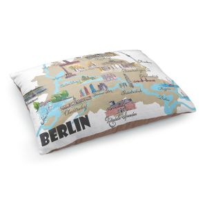Decorative Dog Pet Beds   Markus Bleichner - Tourist Berlin   map germany