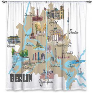 Decorative Window Treatments | Markus Bleichner - Tourist Berlin | map germany