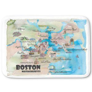 Decorative Bathroom Mats | Markus Bleichner - Tourist Boston | Tourist attractions Massachusetts