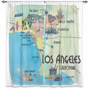 Decorative Window Treatments | Markus Bleichner - Tourist Los Angeles 2 | Tourist attractions California