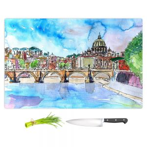 Artistic Kitchen Bar Cutting Boards | Markus Bleichner - Vatican Rome Italy Saint Peter l