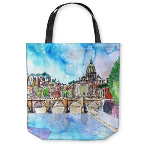 Unique Shoulder Bag Tote Bags |Markus Bleichner - Vatican Rome Italy Saint Peter l