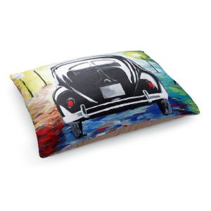 Decorative Dog Pet Beds | Markus Bleichner - Volkswagon Bug Split Window