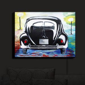 Nightlight Sconce Canvas Light | Markus Bleichner - Volkswagon Bug Split Window