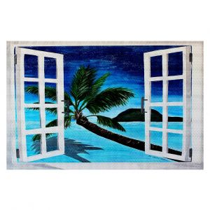 Decorative Floor Coverings | Markus Bleichner Window To Paradise