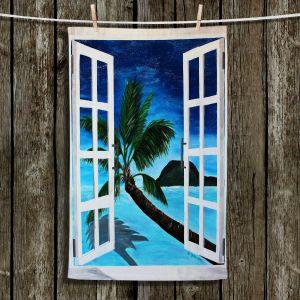 Unique Bathroom Towels | Markus Bleichner - Window To Paradise